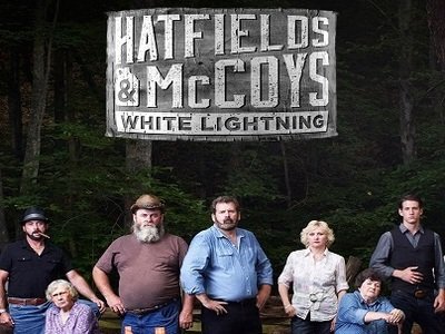 Hatfields & McCoys: White Lightning tv show photo