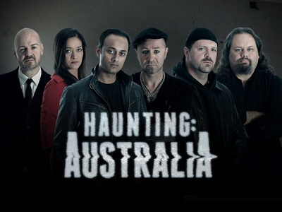 Haunting Australia (UK) tv show photo