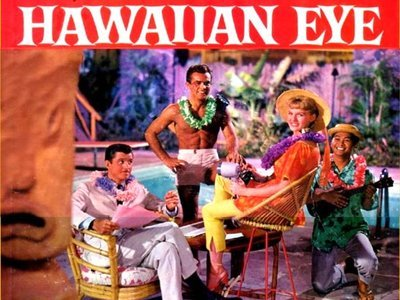 Hawaiian Eye tv show photo
