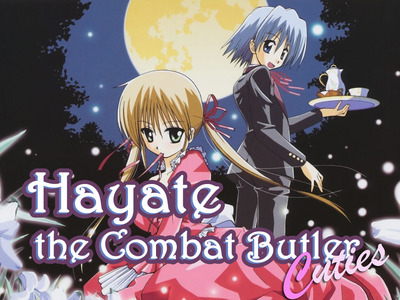 Hayate the Combat Butler! Cuties tv show photo