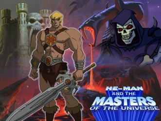 He-Man and the Masters of the Universe tv show photo