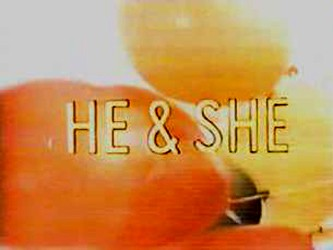 He & She tv show photo