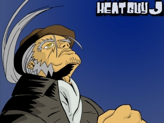 Heat Guy J (Dubbed) tv show photo