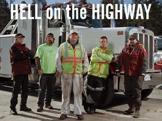 Hell on the Highway tv show photo