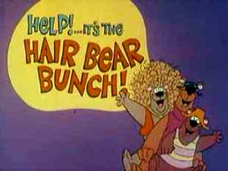 Help! It's the Hair Bear Bunch tv show photo