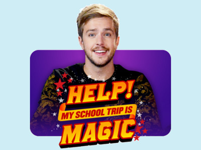 Help My School Trip is Magic (UK)