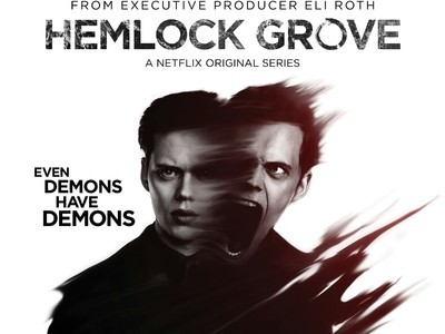 Hemlock Grove tv show photo