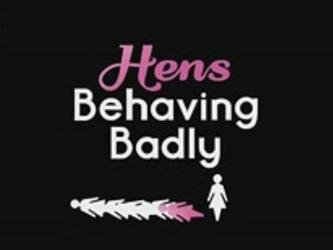 Hens Behaving Badly (UK) tv show photo