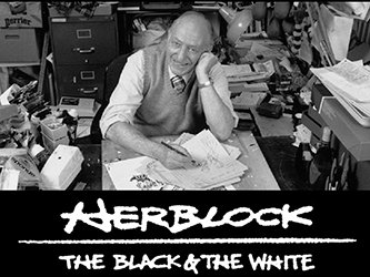 Herblock: The Black & the White tv show photo