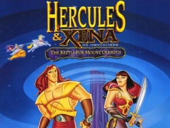 Hercules and Xena: The Battle for Mount Olympus