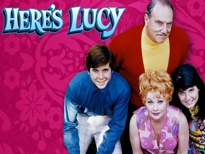 Here's Lucy tv show photo