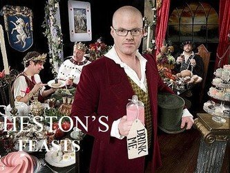 Heston's Feasts (UK)