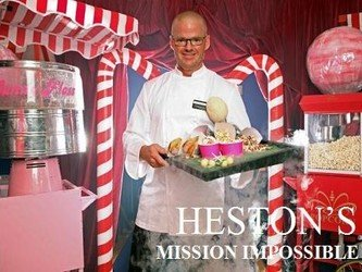 Heston's Mission Impossible (UK)