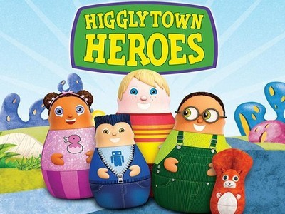 Higglytown Heroes tv show photo