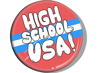 High School USA! tv show photo