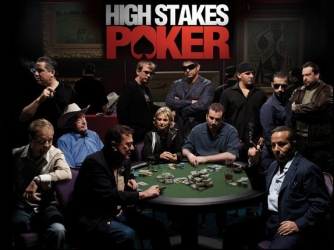 High Stakes Poker tv show photo
