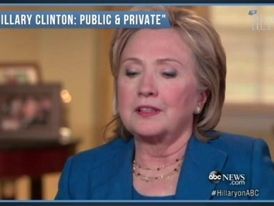 Hillary Clinton:  Public and Private with Diane Sawyer