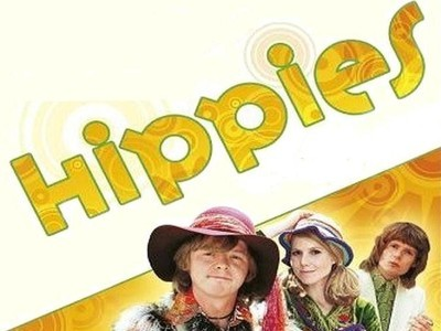 Hippies (UK) tv show photo