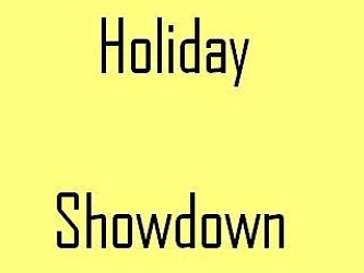 Holiday Showdown (UK)