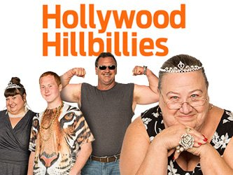 Hollywood Hillbillies tv show photo