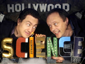 Hollywood Science tv show photo