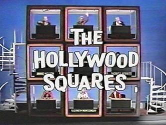 Hollywood Squares tv show photo