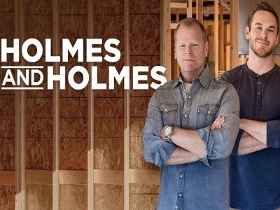 Holmes and Holmes (CA) tv show photo