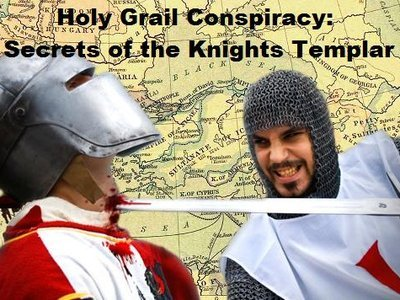 Holy Grail Conspiracy: Secrets of the Knights Templar (UK)
