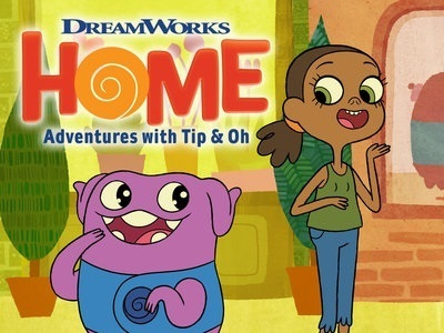 Home: Adventures With Tip & Oh tv show photo