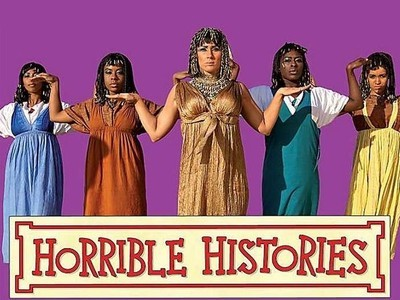 Horrible Histories (UK) tv show photo