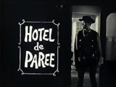 Hotel de Paree tv show photo