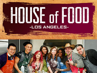 House of Food tv show photo