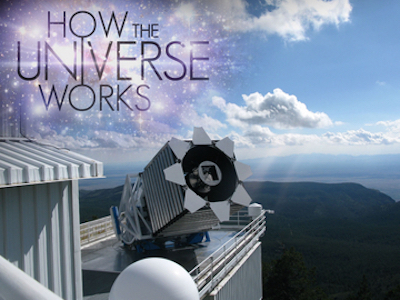 How the Universe Works: Expanded Edition