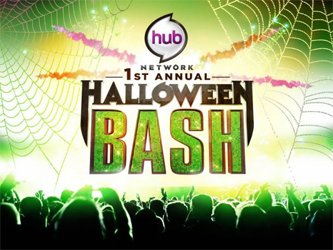 Hub Network's First Annual Halloween Bash