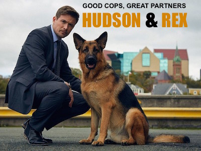 Hudson & Rex tv show photo