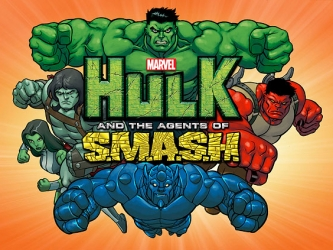 Hulk And The Agents of S.M.A.S.H tv show photo