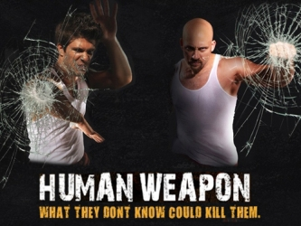 Human Weapon tv show photo