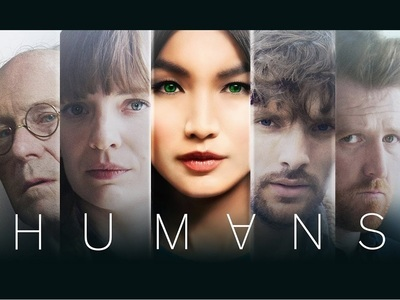 Humans (UK) tv show photo