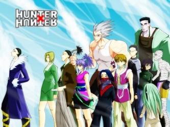 Hunter X Hunter (JP) tv show photo