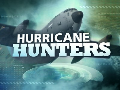 Hurricane Hunters tv show photo
