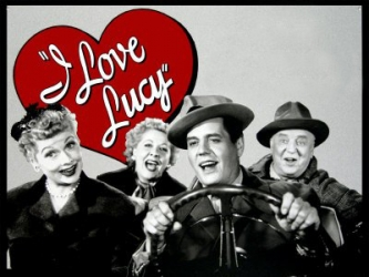 I Love Lucy tv show photo