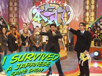 I Survived A Japanese Game Show tv show photo