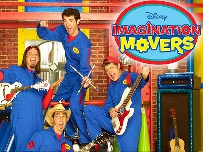 Imagination Movers tv show photo