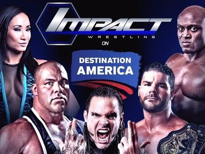 Impact Wrestling: Unlocked tv show photo