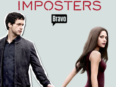Imposters tv show photo