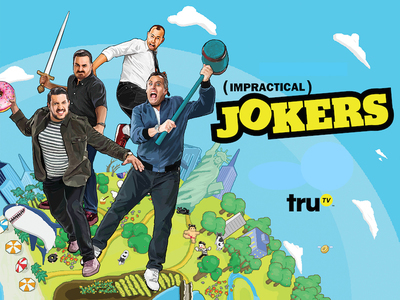 Impractical Jokers tv show photo