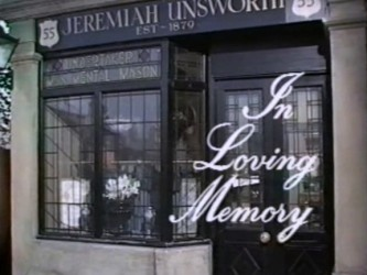 In Loving Memory (UK) tv show photo