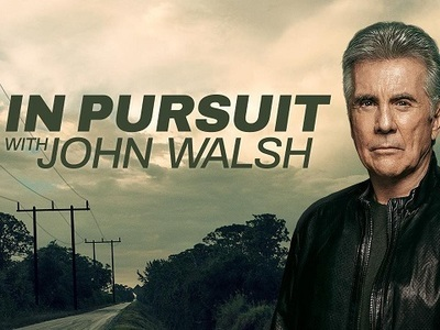 In Pursuit with John Walsh tv show photo