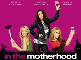 In the Motherhood tv show photo