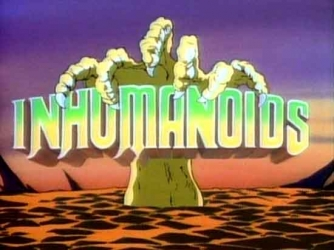 Inhumanoids tv show photo